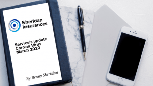 Sheridan Insurances covid 19 update