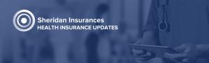 Sheridan Insurances Health Premium Updates